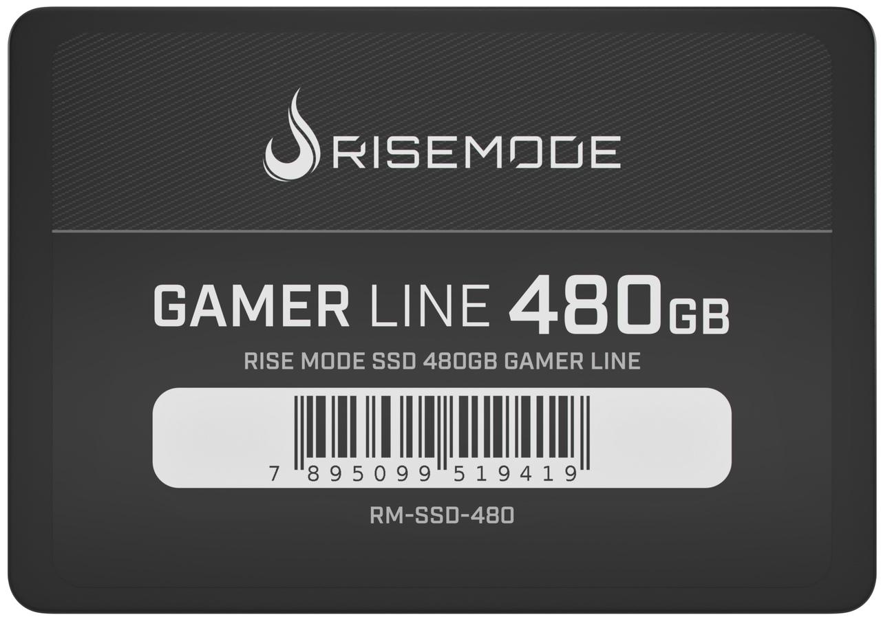 Rise Mode SSD Gamer line  - Loja Rise Mode