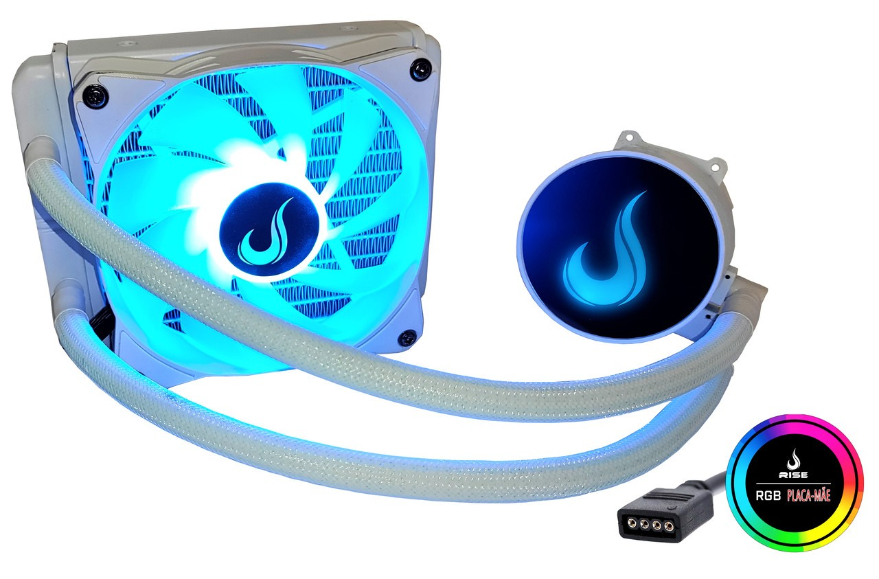 Water Cooler Rise Mode Frost 120mm