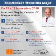Cursos Modulares em Ortodontia Avançado - MÓDULO 2 - Dr. Nelson J. Oppermann