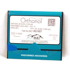 Orthonol - NiTi Pré Contornado Natural  - N&F Ortho Dental