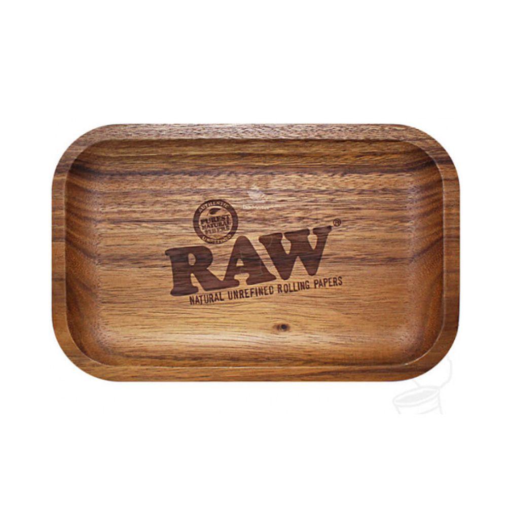 Bandeja de Madeira Raw