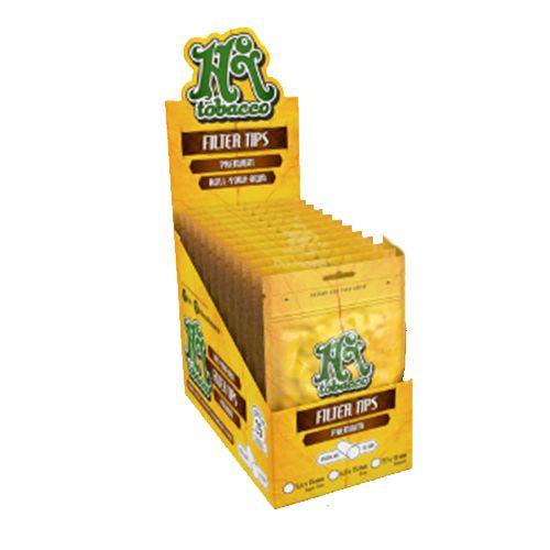 Caixa de Filtro Hi Tobacco - 7,7mm