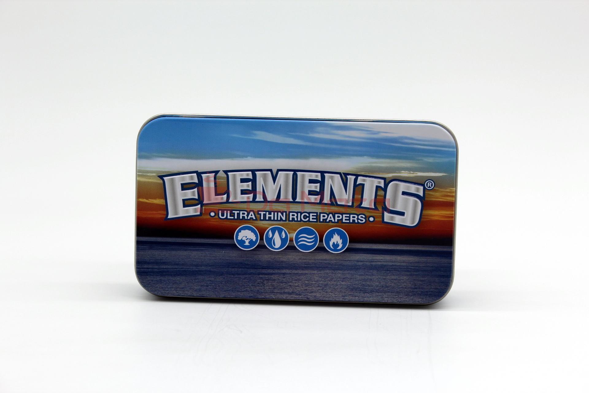 Caixa de Metal Elements