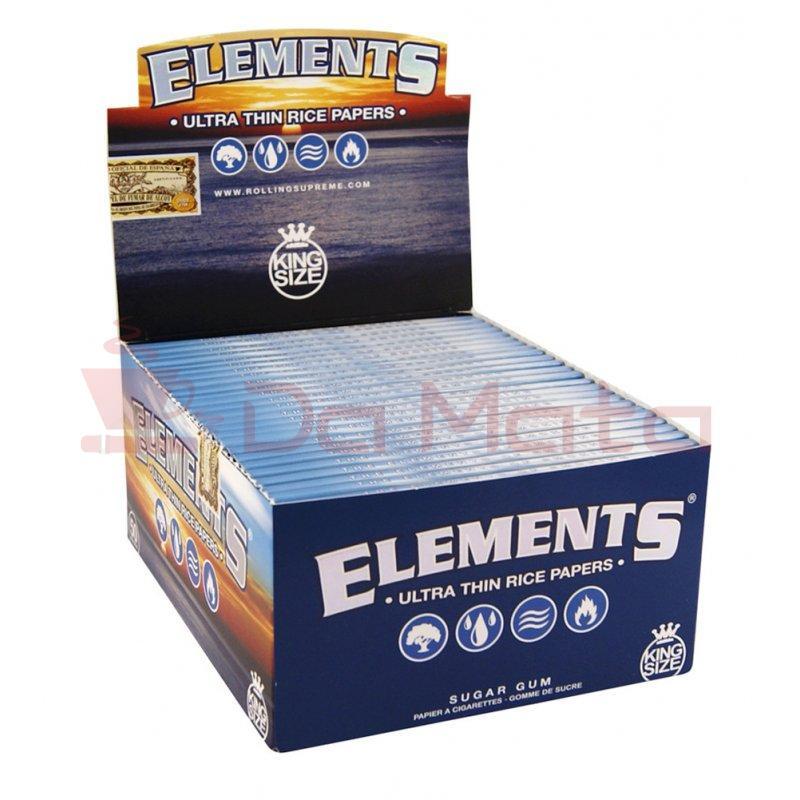Caixa de Seda Elements - King Size