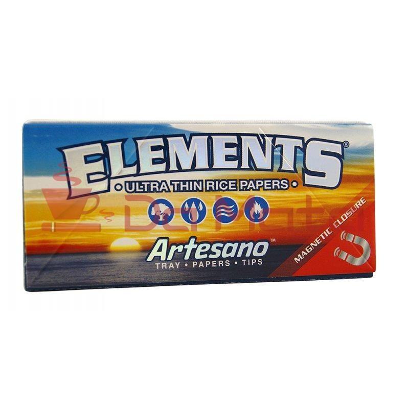 Caixa de Seda Elements Artesano