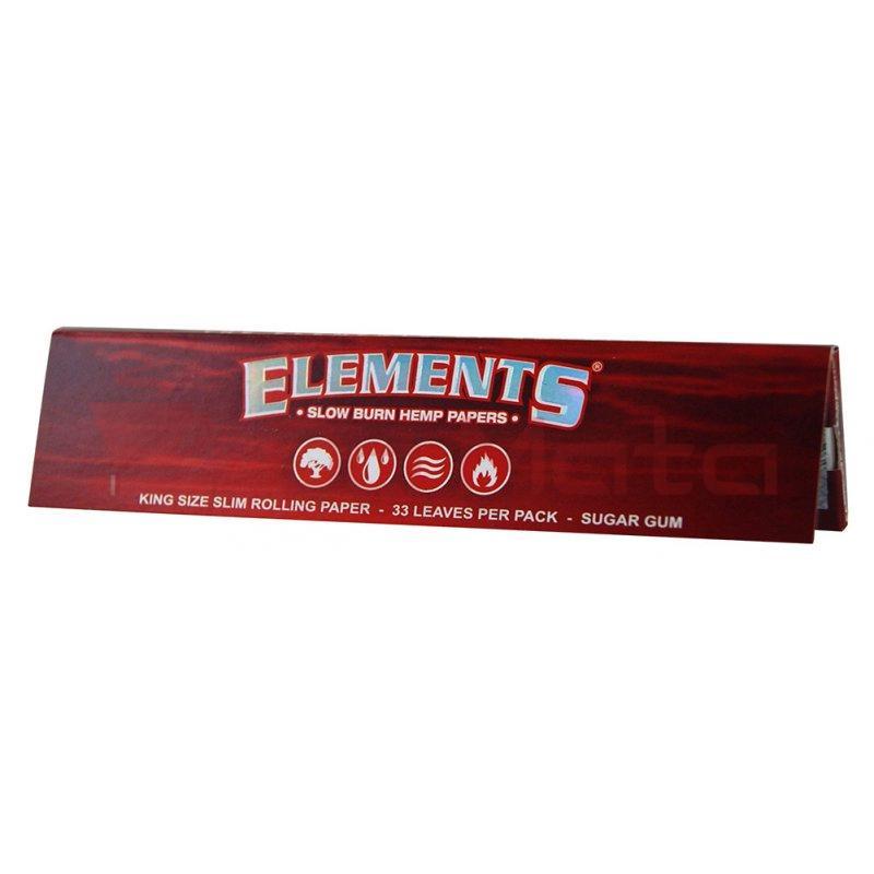 Caixa Elements Red