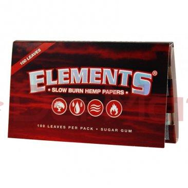 Caixa Elements Red  Double Pack