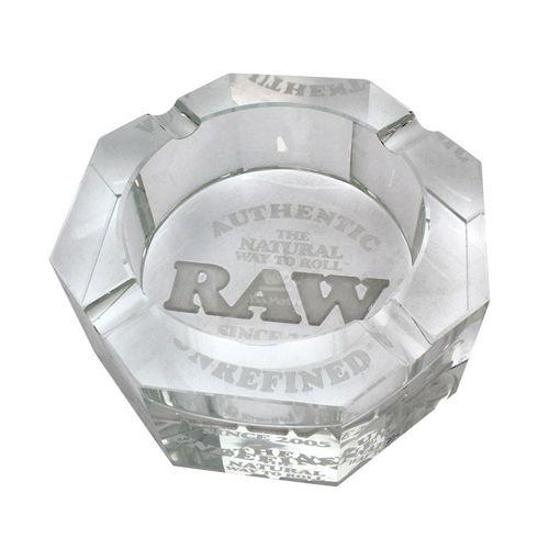 Cinzeiro de Cristal RAW