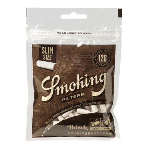Filtro Smoking Brown - 6mm