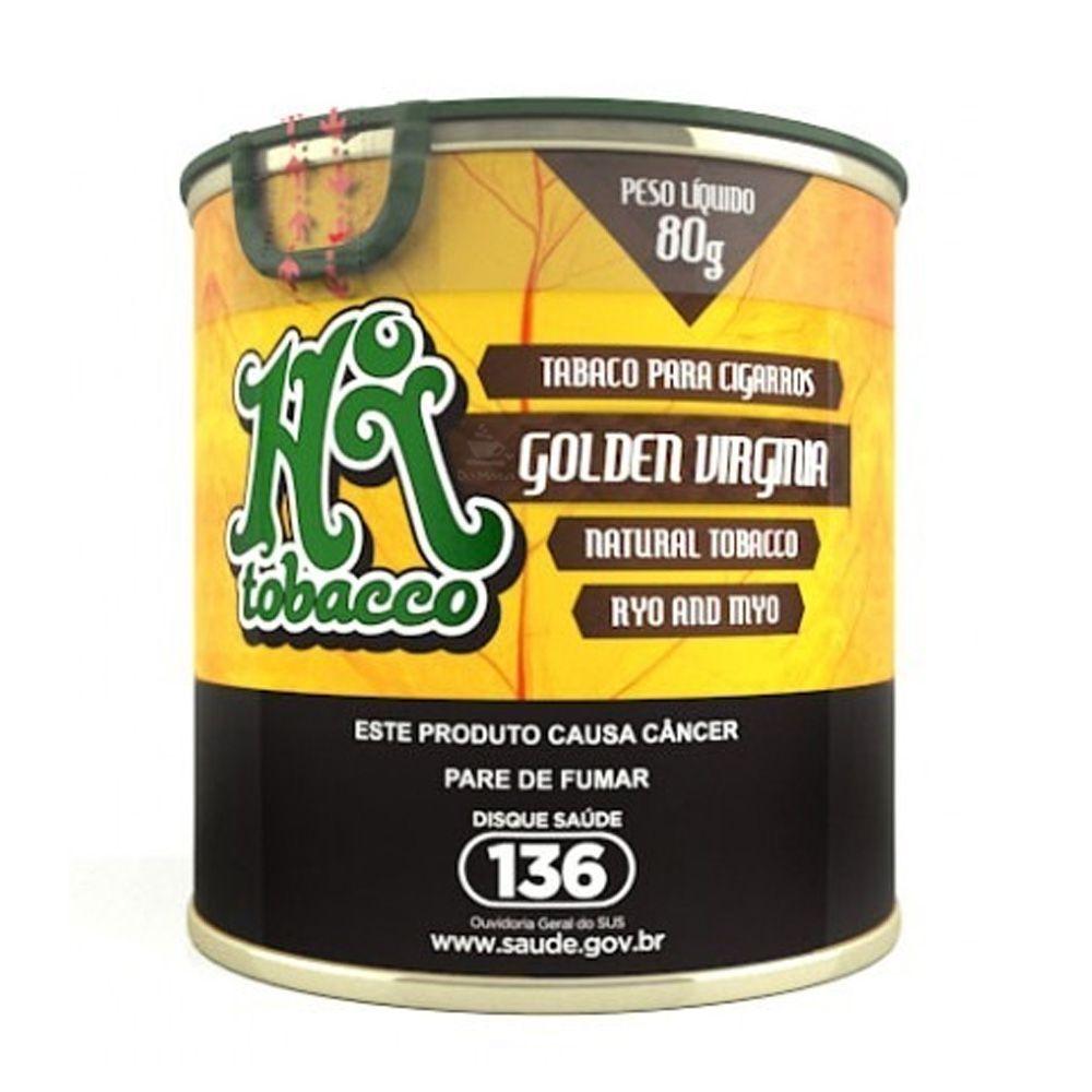Hi Tobacco Golden Virginia Lata