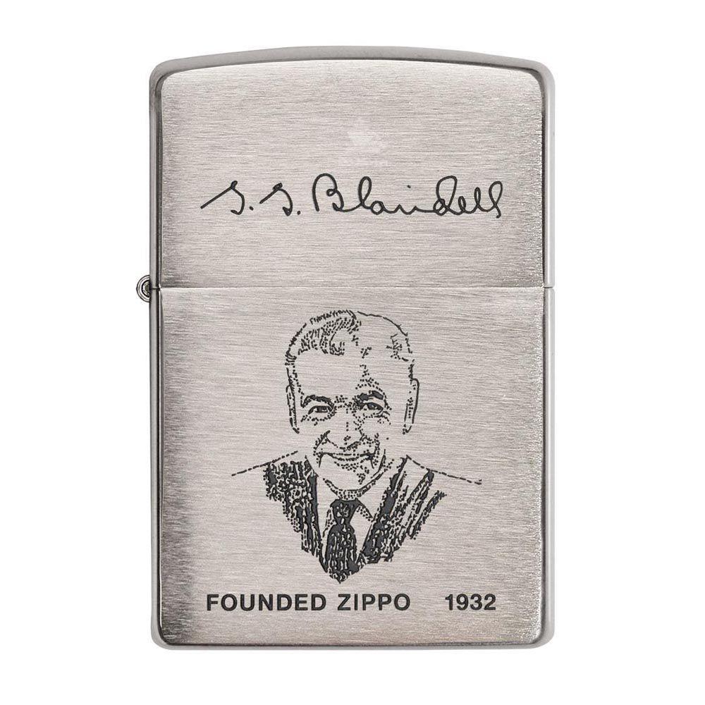 Isqueiro Zippo - Founded Zippo 1932