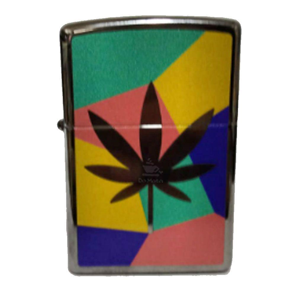 Isqueiro Zippo Leaf Pop Art