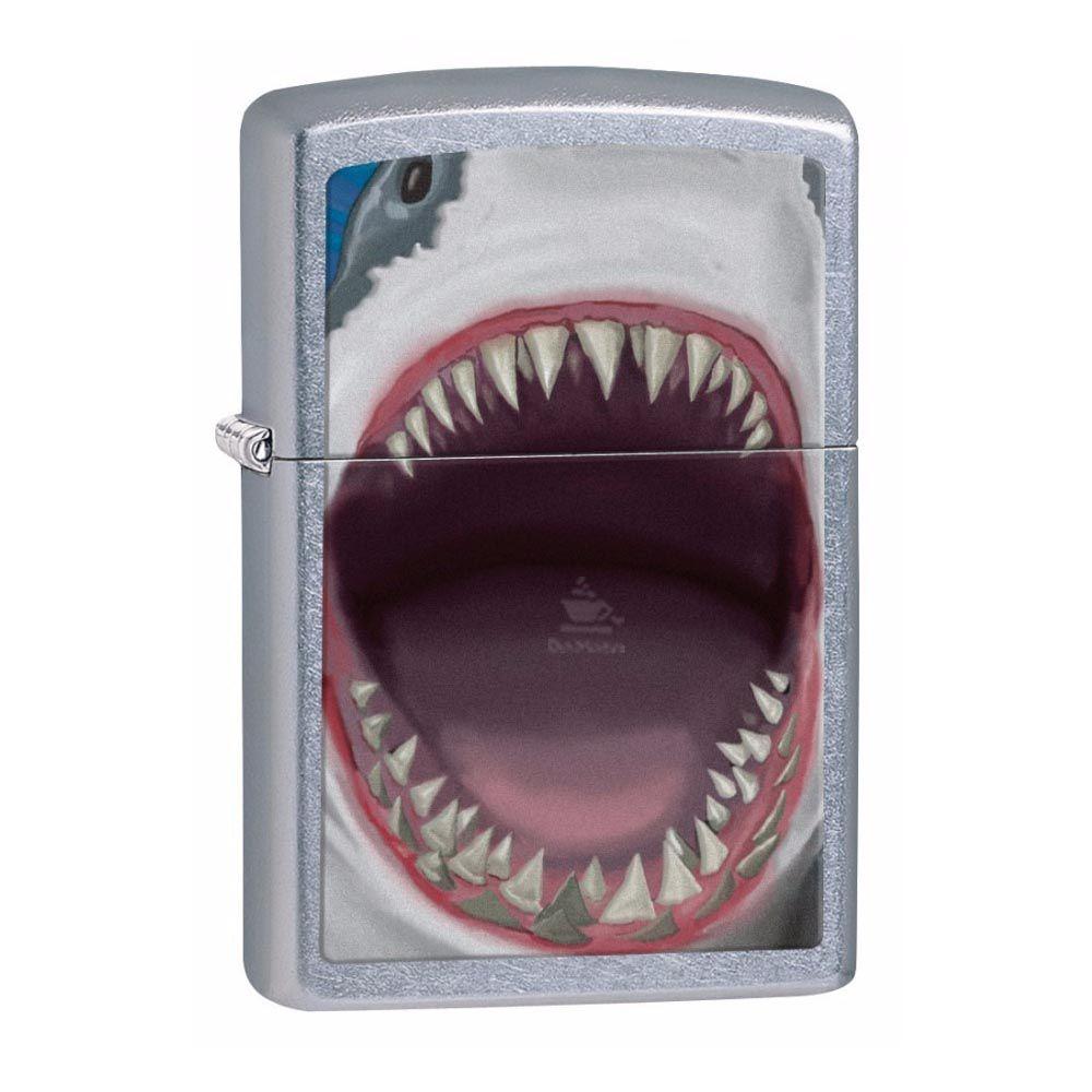 Isqueiro Zippo - Shark Teeth