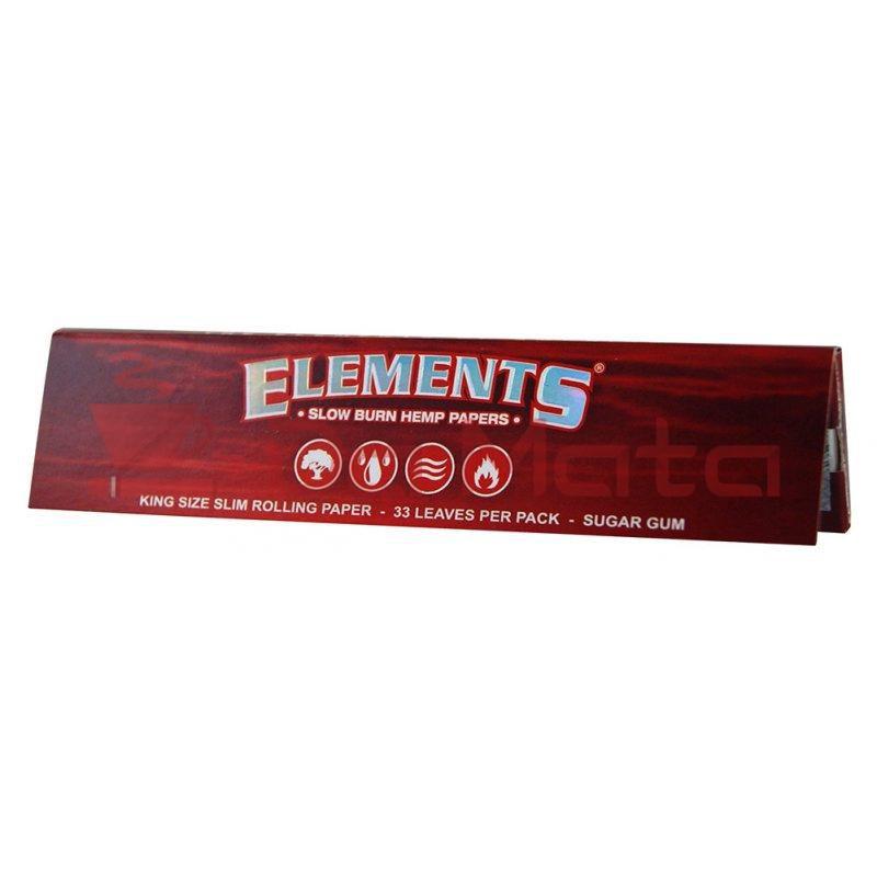 Seda Elements RED - King Size