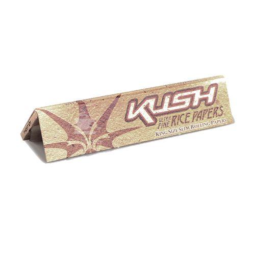 Seda Kush Rice Papers King Size Slim