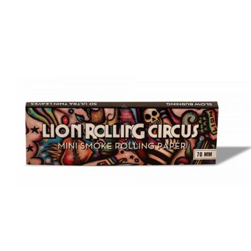 Seda Lion Rolling Circus Mini Smoke