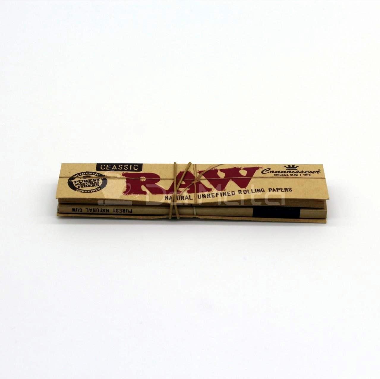 Seda Raw Classic com piteira