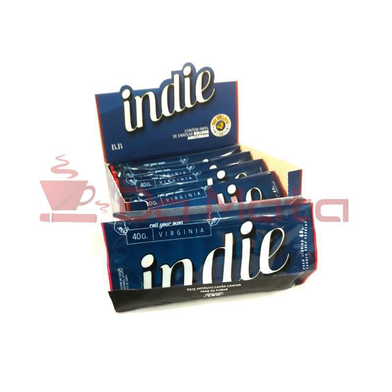 Tabaco Indie Blue