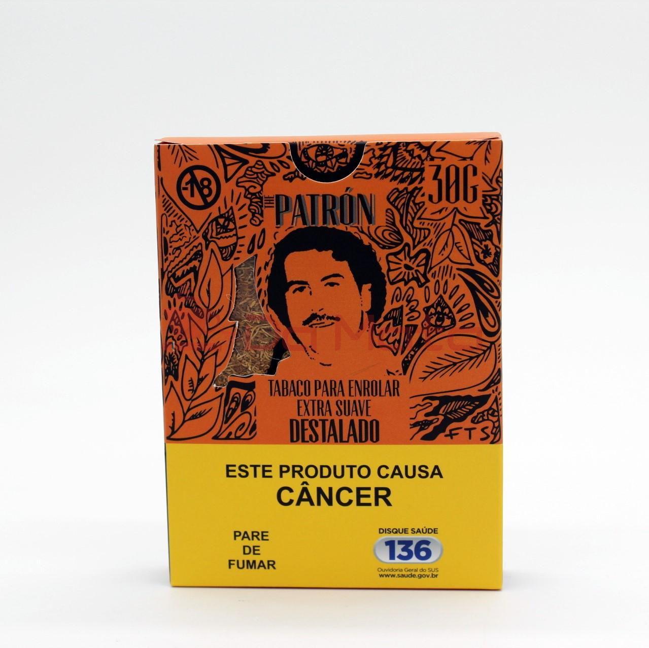Tabaco The Patron - Destalado