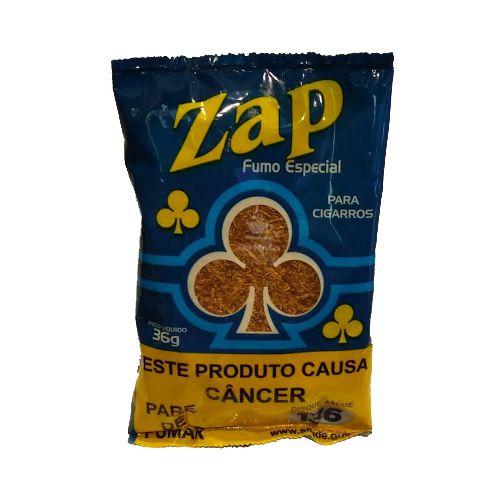 Tabaco Zap - Azul