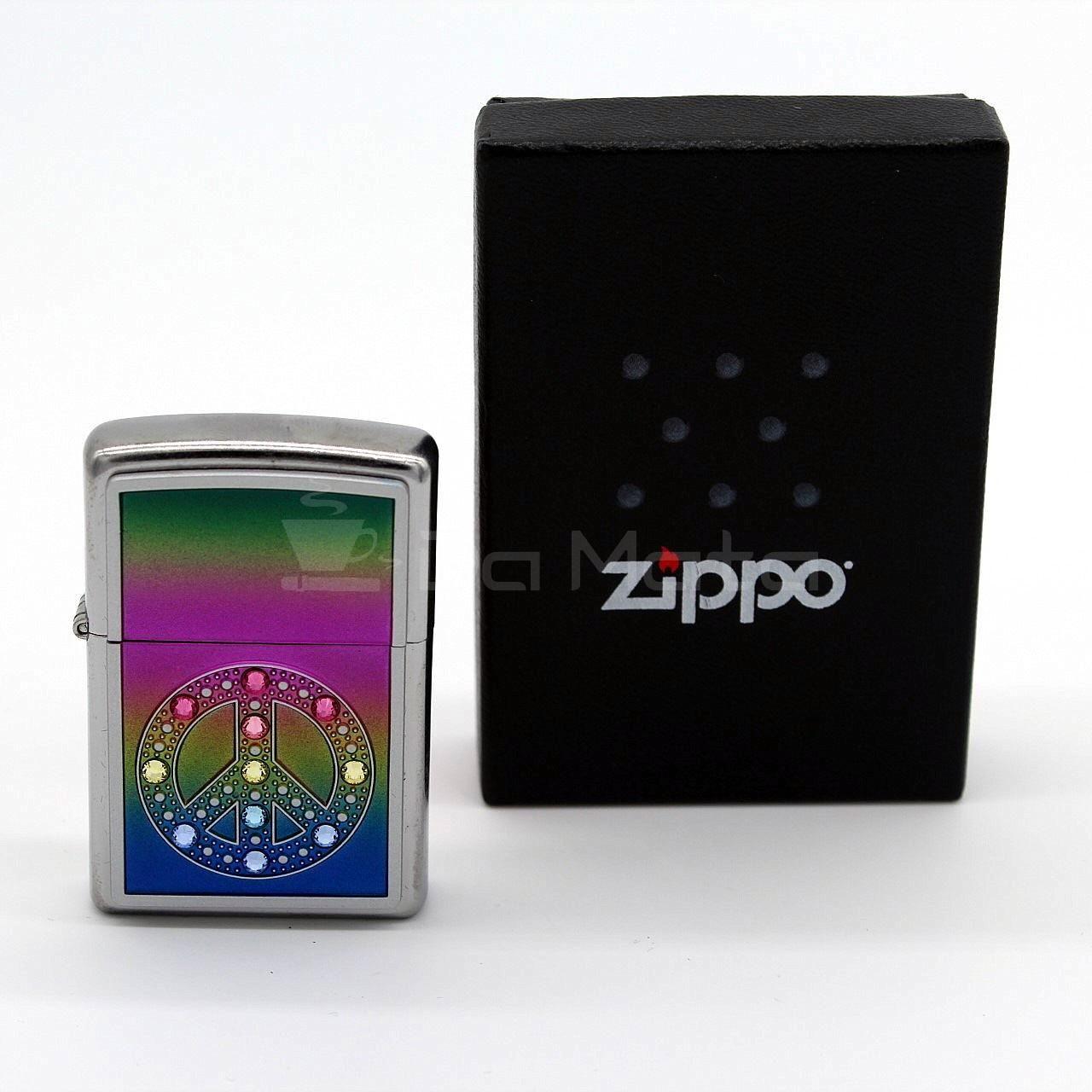 Zippo Paz