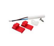 Kit Sensor 10k ohms Brastemp Geladeira W10696879