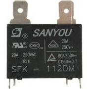 RELE SANYOU  SFK-112DM 20A 250VAC AR COND.SPLIT Novo