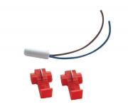 Sensor Temperatura 2,7k Geladeira Brastemp Consul