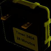 Timer 3442 Suggar 10/12kg Lavamax Eco 28 Minutos Original
