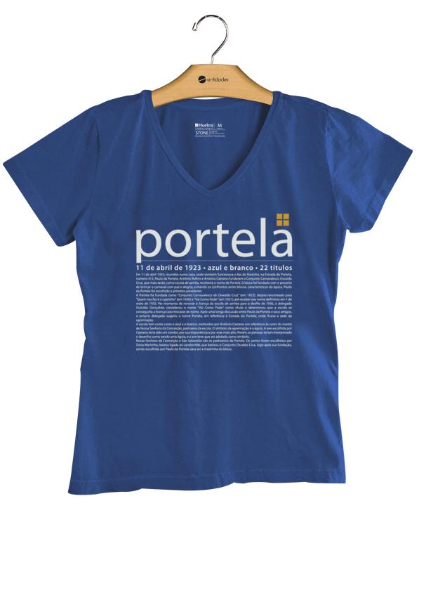 T-Shirt  Portela