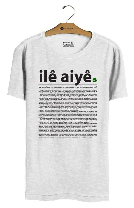 T•Shirt Ilê Ayê