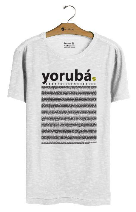 T•Shirt Yorubá