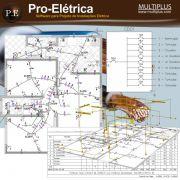 Promoção ENIE 2018 de 28/08/18 até 02/09/18: Software PRO-Elétrica incluindo Detalhamento, Dimensionamento, Cabeamento Estruturado, SPDA, Automação Residencial, Loteamentos e Instalação Fotovoltaica