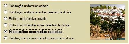 Módulos de Pré-dimensionador para residências geminadas isoladas para o Software ARQUIMEDES (desde de que o referido software esteja na versão 2019)