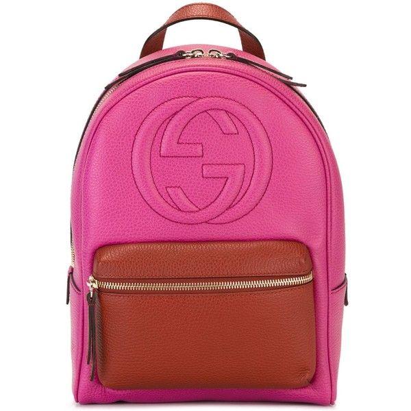 d7c76e184 Backpack Gucci Soho Pink - Paula Frank   Bolsas de luxo originais ...