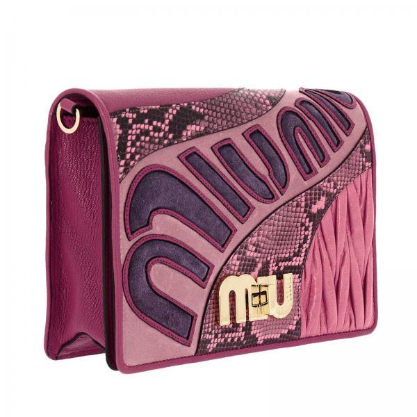 9f47cc91d Bolsa Miu Miu Píton - Paula Frank | Bolsas de luxo originais, novas ...