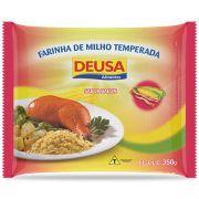 Farinha Temperada de Milho Sabor Bacon 350g