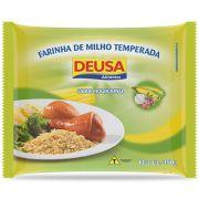Farinha Temperada de Milho Sabor Tradicional 350g