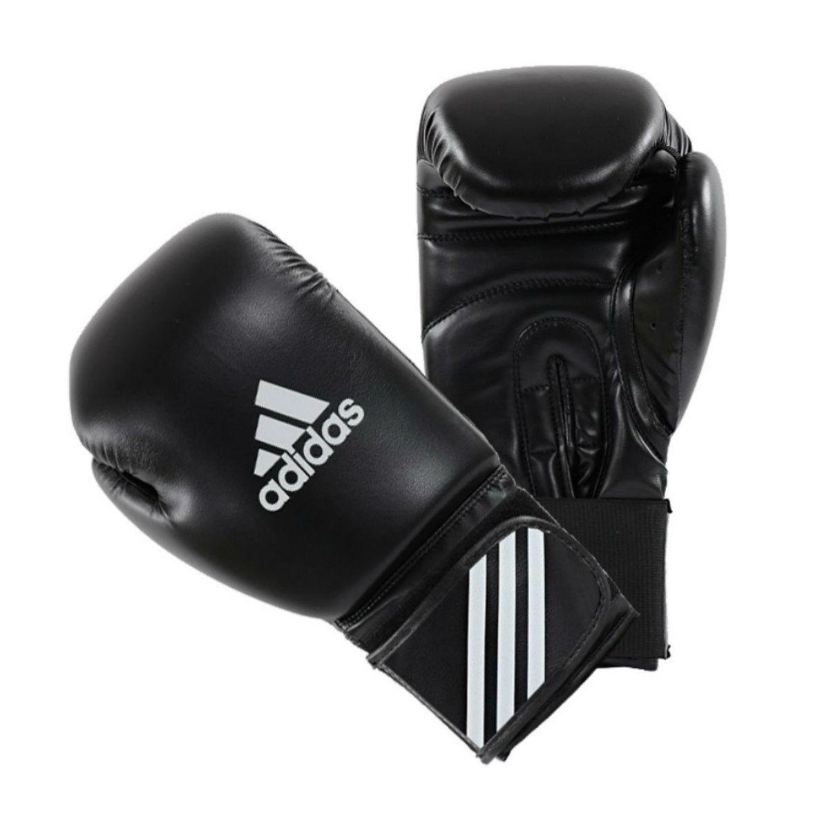 694e6156d ... Kit Luva de Boxe Muay Thay Adidas Speed 50 + Bandagem 2