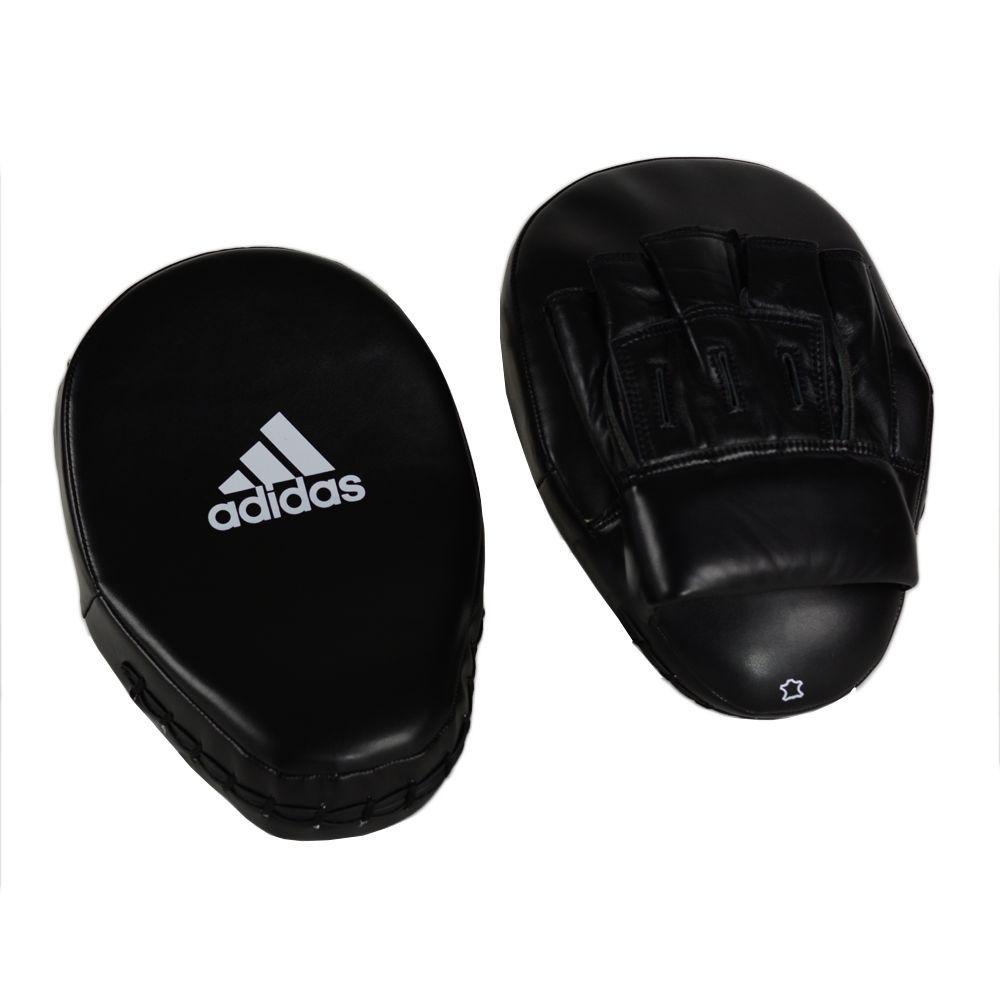 differently 331b6 53457 Luva de Foco Adidas Curva Curta em Couro NEW
