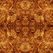 Boho Laranja (50x150cm)