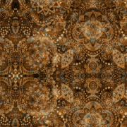 Boho Marrom (50x150cm)