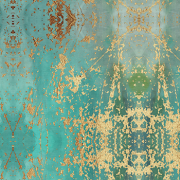 Tecido Batik Azul