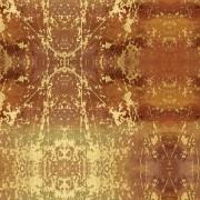 Tecido Batik Dourado