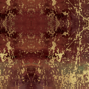 Tecido Batik Marrom