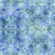 Tecido - Damasco Azul Claro  (50x150cm)