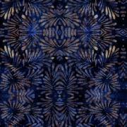 Tecido - Garden Azul  (50x150cm)