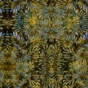 Tecido - Garden Verde Azulado  (50x150cm)