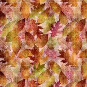 Tecido Outono Rosa