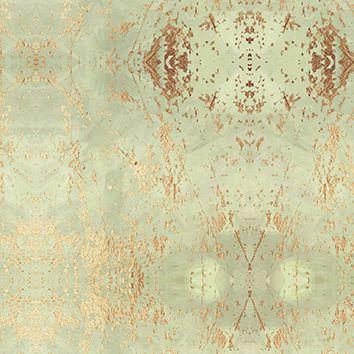 Tecido Batik Verde